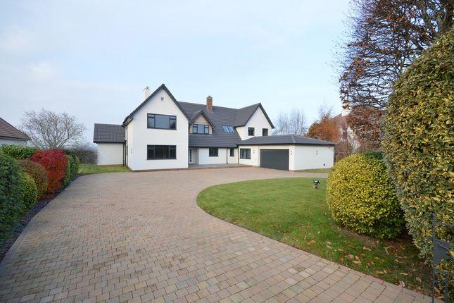 Thumbnail Detached house to rent in Grange Road, Saltford, Avon