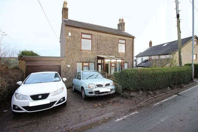 Thumbnail Detached house for sale in Bemersley Road, Brown Edge, Stoke-On-Trent