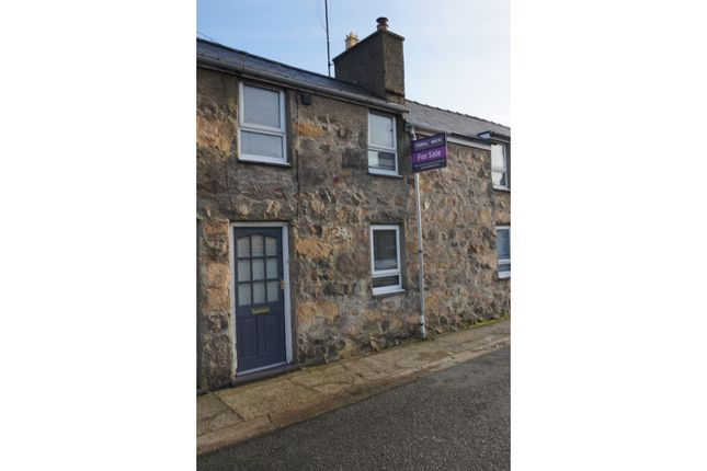 Thumbnail Terraced house for sale in Stryd Y Llan, Nefyn