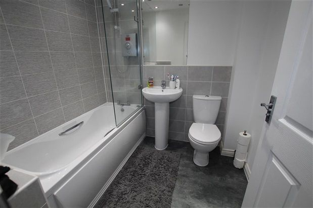 Bathroom of Ashmore Court, Preston PR4