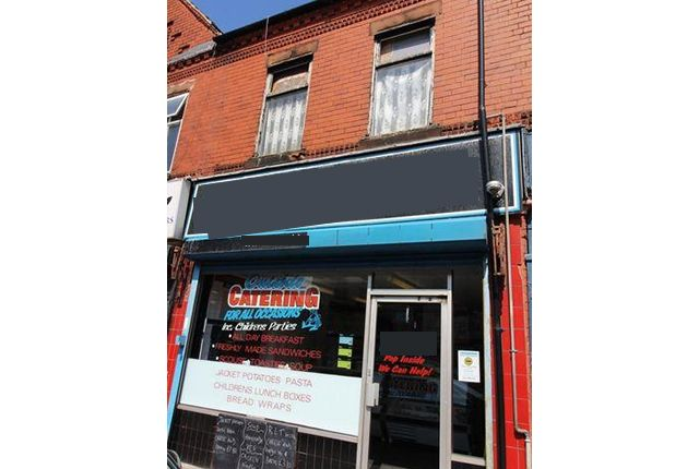 Thumbnail Restaurant/cafe for sale in Lincacre Road, Liverpool