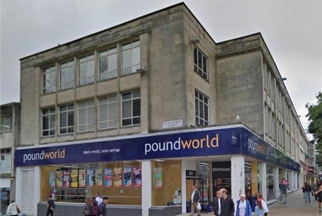 Thumbnail Retail premises to let in 50 New George Street, Plymouth, Devon