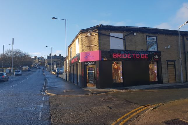 Thumbnail Retail premises for sale in Whetley Hill, Bradford, West Yorkshire