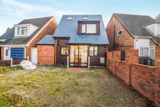 Thumbnail Detached house for sale in Well Lane, Bloxwich, Walsall