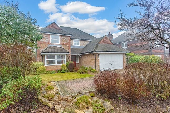 Thumbnail Detached house for sale in Mayes Close, Warlingham