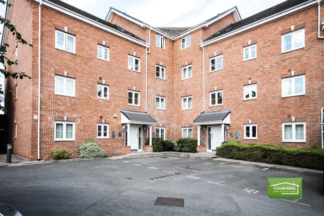 Thumbnail Flat to rent in Squires Grove, New Invention, Willenhall