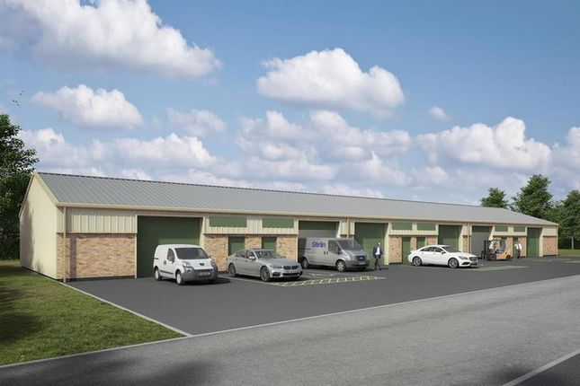 Thumbnail Commercial property for sale in Kirk's Yard, Branston, Lincoln