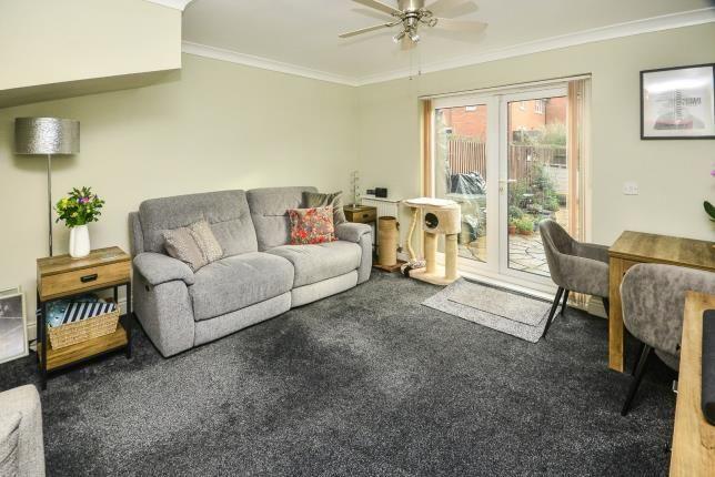 Thumbnail Terraced house for sale in Ayrshire Close, Kennington, Ashford, Kent