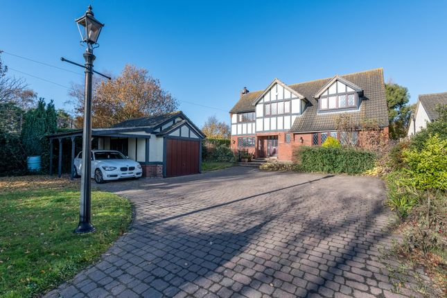 Thumbnail Detached house for sale in Church Lane, Great Holland, Frinton-On-Sea