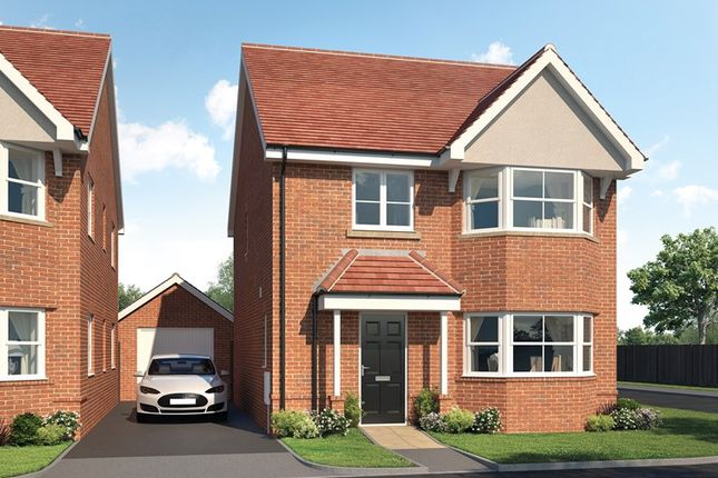 Thumbnail Detached house for sale in Gold Place, Bracknell, Berkshire