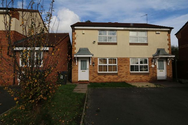 Thumbnail Semi-detached house for sale in 29, Padstow Road, Birmingham, West Midlands