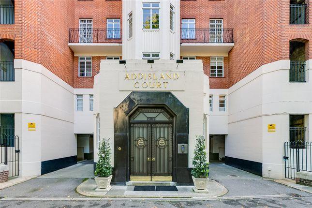 Thumbnail Flat for sale in Addisland Court, Holland Villas Road, London