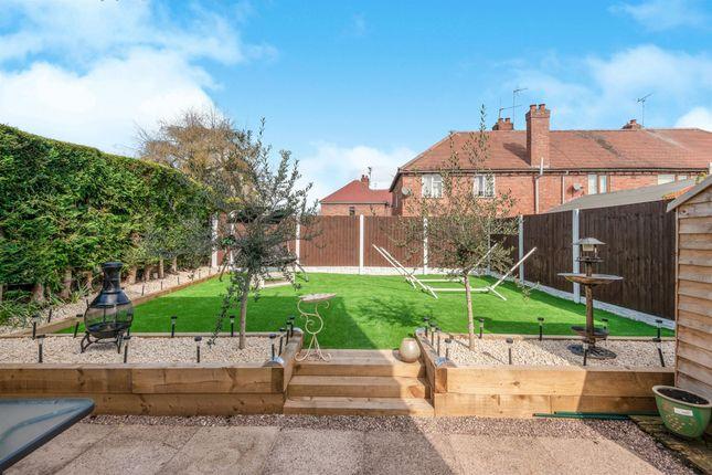 Gardens: of Croft Grove, Uttoxeter ST14