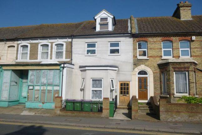 Thumbnail 1 bed flat to rent in Risborough Lane, Cheriton, Folkestone