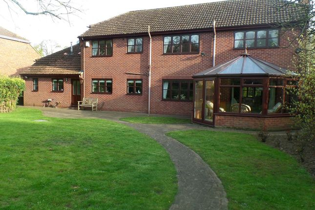Thumbnail Detached house for sale in Vicarage Park, Appleby