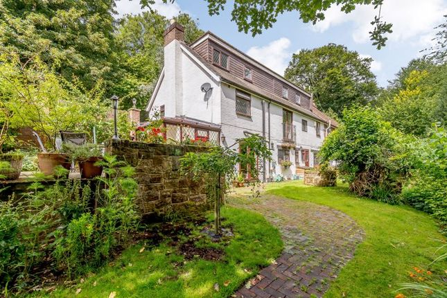 Thumbnail Semi-detached house for sale in The Hollow, West Hoathly, East Grinstead