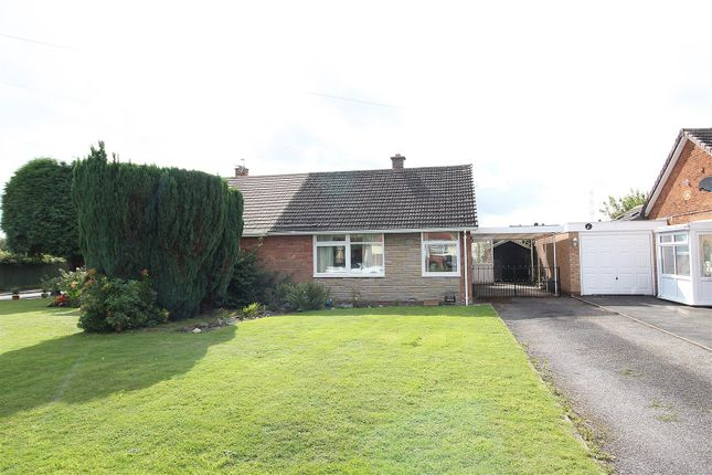 Thumbnail Bungalow for sale in School Lane, Coven, Wolverhampton