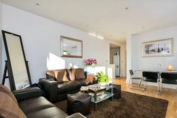 Thumbnail Flat to rent in The Lock Building, City Centre