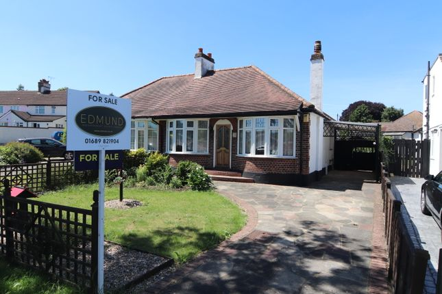 Thumbnail Semi-detached bungalow for sale in Court Road, Orpington