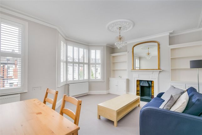 Reception of Lysia Street, Bishops Park, London SW6