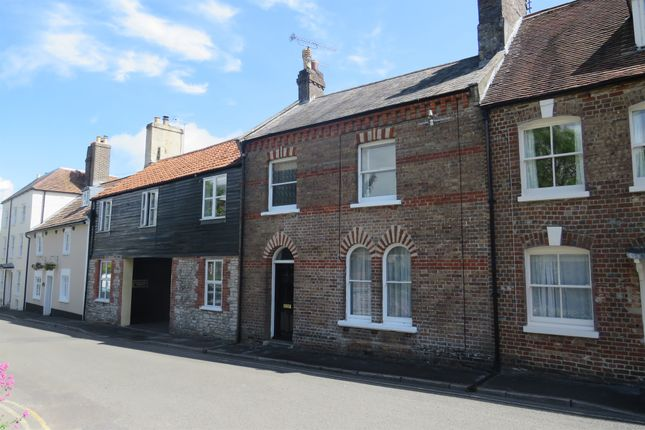 Thumbnail End terrace house for sale in Glyde Path Road, Dorchester