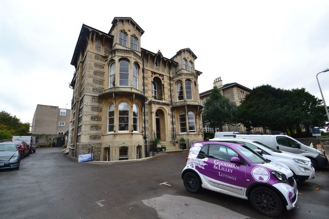 Thumbnail Flat to rent in Elton Road, Clevedon