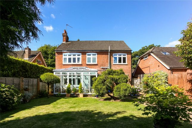 Thumbnail Detached house for sale in Reading Road South, Fleet