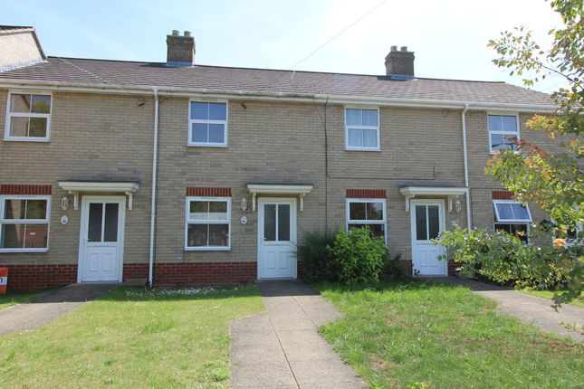 Thumbnail Terraced house to rent in Tollgate Lane, Bury St. Edmunds