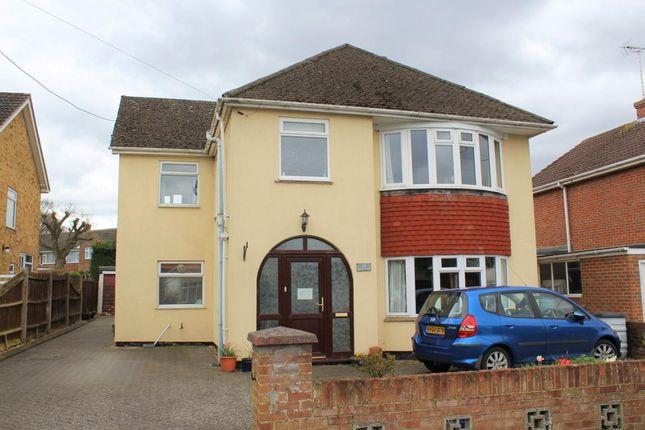 Thumbnail Detached house for sale in Glenmount Road, Mytchett