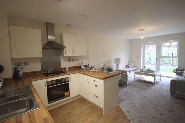 Thumbnail Flat for sale in 3 Swallow Place, Lyne Hill, Penkridge