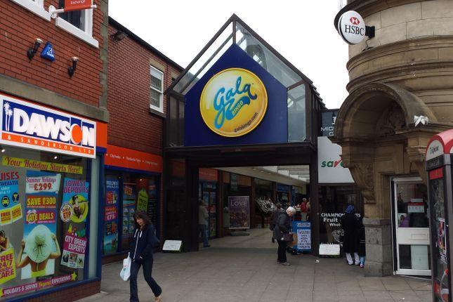 Thumbnail Retail premises to let in Denmark Centre, South Shields