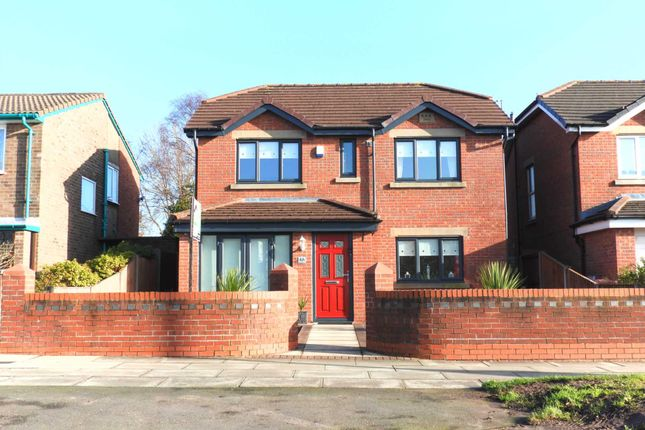 Thumbnail Detached house for sale in Cherryfield Drive, Kirkby, Liverpool