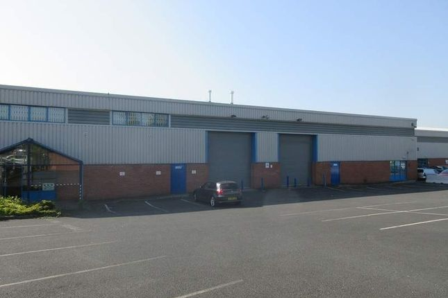 Thumbnail Light industrial to let in Unit 4 Laches Industrial Park, Laches Close, Four Ashes