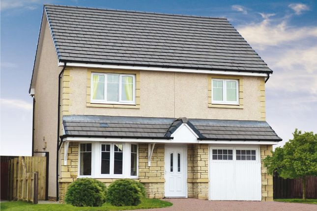 Thumbnail Detached house for sale in Plot 6 & Plot 9, Carnock Road, Dunfermline
