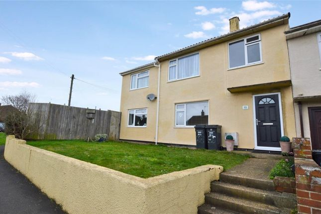 Thumbnail End terrace house for sale in Buckland Road, Taunton, Somerset