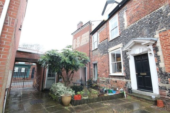 Thumbnail Property for sale in Stonemasons Court, St. Augustines Street, Norwich