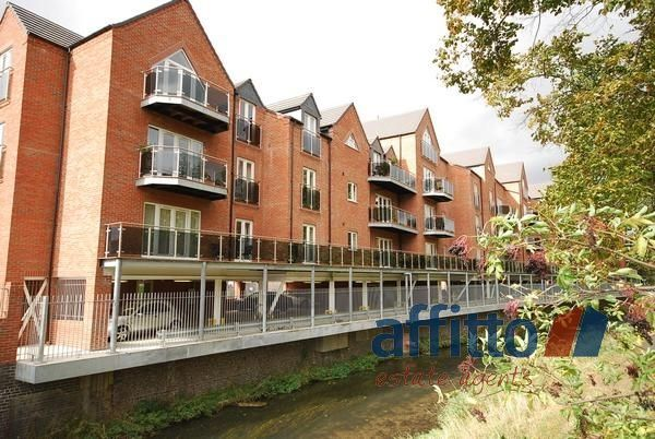 Thumbnail Flat to rent in The Waterfront, Welham Street, Grantham