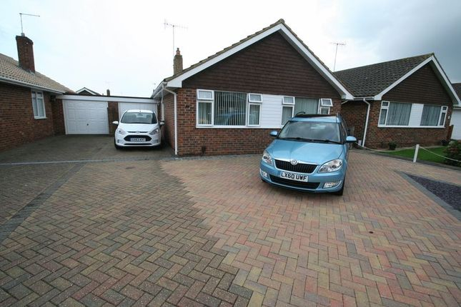 Thumbnail Bungalow for sale in Cumberland Avenue, Goring-By-Sea, Worthing