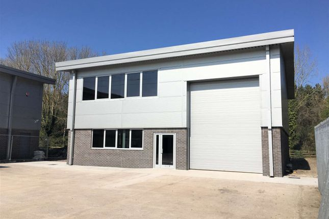 Thumbnail Industrial for sale in Unit 6 Red Lodge Business Park, Warleys Lane, Weston-Super-Mare