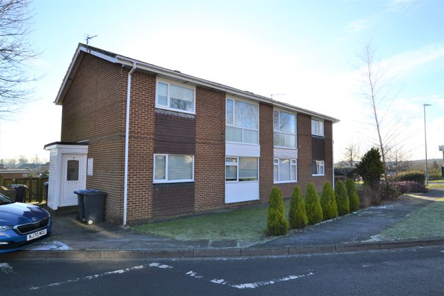 Thumbnail Flat to rent in Chatton Close, Chester Le Street, Co.Durham