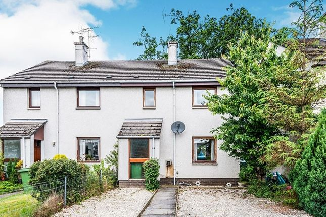Thumbnail Semi-detached house for sale in Fingask Drive, Kirkhill, Inverness