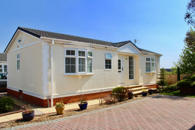Thumbnail Mobile/park home for sale in Evergreen Park, Hartlepool