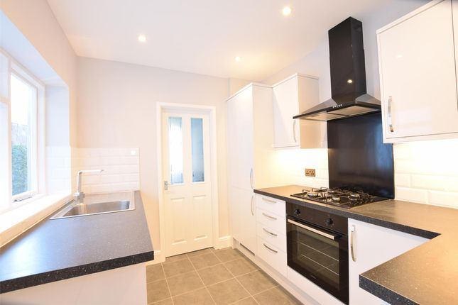 Thumbnail Terraced house for sale in Turkey Road, Bexhill-On-Sea, East Sussex