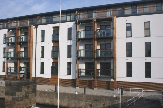 Thumbnail Flat to rent in Hebble Wharf, Navigation Walk, Wakefield, West Yorkshire