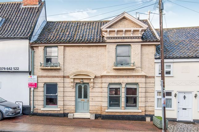 Thumbnail Town house for sale in Mount Street, Diss
