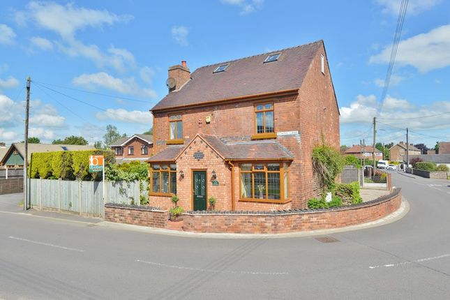 Thumbnail Detached house for sale in School Lane, Stafford