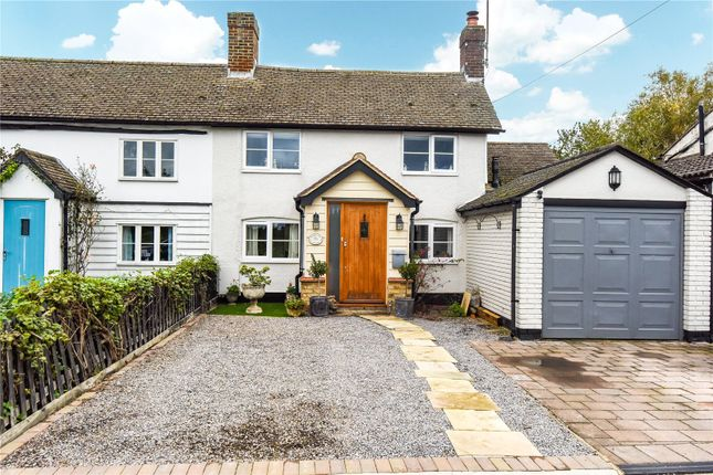 Thumbnail Semi-detached house for sale in Albury, Ware, Hertfordshire
