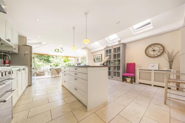 Thumbnail Terraced house for sale in Montholme Road, London