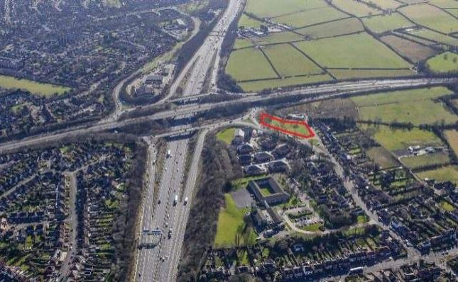Thumbnail Land for sale in Bostocks Lane, J25, M1, Derbyshire