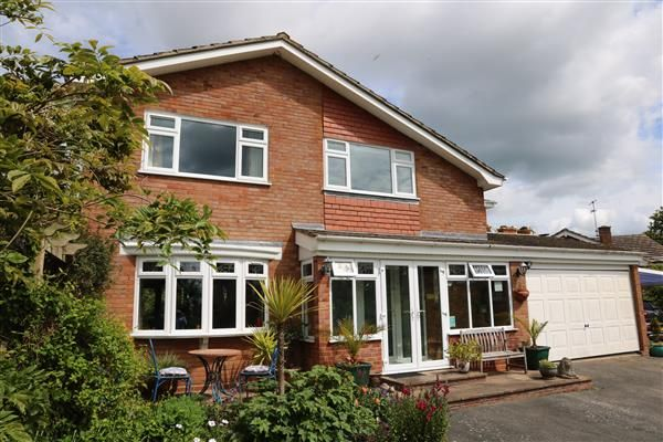 Thumbnail Detached house for sale in Kings Caple, Kings Caple, Herefordshire